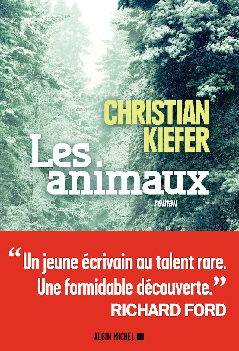 Les animaux, de Christian Kiefer