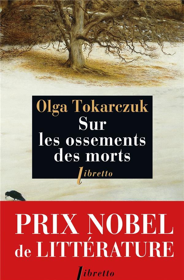 Sur les ossements des morts, d'Olga Tokarczuk